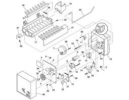 wiring diagram for ice maker the wiring diagram frigidaire ice maker diagram vidim wiring diagram wiring diagram