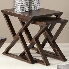 nesting end tables. Nesting End Tables