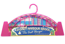 Coat Rack Sydney Simple Sydney Harbour Bridge Coat Hanger Koalafication