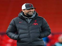 Klopp urges liverpool to fight for the champions league after man city humbling. Premier League Klopp Admits Davies Kabak Unlikely To Play Against Manchester City