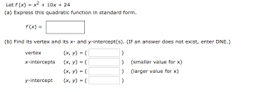 standard form physics standard form vertex form something isnt right here physics forums