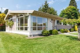 Cadboro Bay Mid Century Modern Homes Victoria Real Estate
