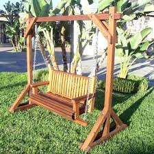 lawn swing frame swing set with roof swing set without roof porch swing frame plans free lawn swing frame