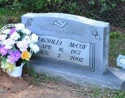 Magnolia McCoy (1957-2002) - Find A Grave Memorial