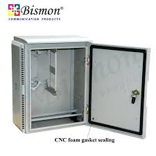 outdoor wall cabinet professional outdoor cabinet wall mount fiber port double layer
