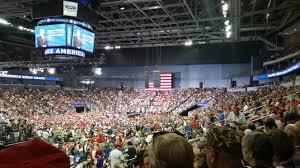 Fan And Light World Evansville Indiana File Donald Trump Rally Evansville Indiana Jpg Wikimedia