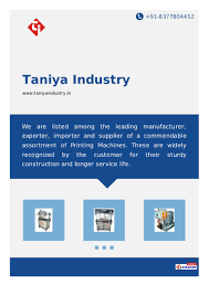 taniya industry