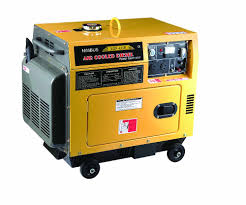 generator. Super Silent 5kw Diesel Generators Generator Made In Japan