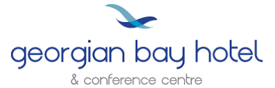 Image result for Georgian Bay resort logo collingwood