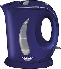 <b>Atlanta ATH</b>-<b>735</b>, Blue <b>чайник электрический</b>
