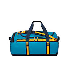 The North Face Base Camp Duffel M Crystal Teal Urban Navy