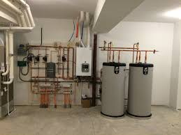 Heat Pump Gas Water Heater Installation Images And Photo Gallery For Schar Heating Cooling