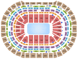 Pepsi Center Seating Chart The Weeknd Denver Tickets