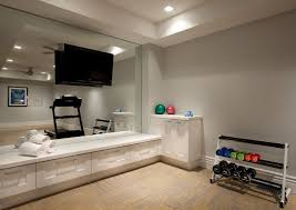 startling full wall mirrors home gym decorating ideas images in