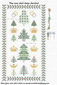 Chart Cross Stitch Free Hancocks House Of Happy Last Minute Minis Traditional