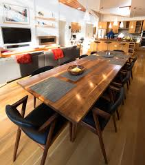 Mapleart Custom Wood Furniture Vancouver Bcrobinia Kitchen Table