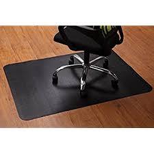 desk chair mat. Delighful Mat Office Chair Mat For Hardwood And Tile Floor Black AntiSlip Under The Desk  Best Rolling Computer Desk 47 X 35 Rectangular NonToxic  Throughout S