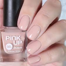 <b>Лак для ногтей</b> `PINK UP` `<b>GEL</b>` с эффектом геля тон 31 10,5 мл ...