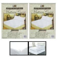 bed bath and beyond twin xl mattress cover 2 size plastic waterproof fitted protector 1