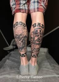 тату фото от мастеров студии либерти лучшие татуировки фото