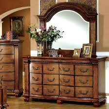 mirror finish furniture. Luxury Mirror Finish Dresser Furniture Of Transitional Antique Tobacco Oak And Set Diy