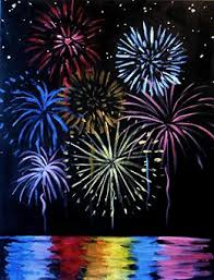 Image result for children's drawings of fireworks