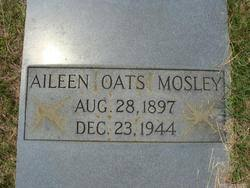 Aileen Oats Mosley (1897-1944) - Find A Grave Memorial