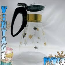I think this is constellation cinderella. Pyrex Kitchen Vintage 96s Pyrex Coffee Carafe Poshmark