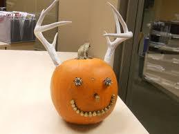 Hunting Pumpkin Carving Pattern Best Decorating Design