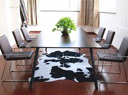 cowhide rugs are very popular nowadays due to a specific reason they look impressive and they are extremely resistant perfect for high traffic areas