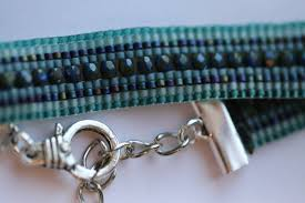 Bead Weaving Patterns Gorgeous Bead Loom Bead Weaving Tutorial With Delica Seed Beads YouTube