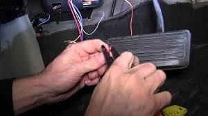 installation of a trailer brake controller on a 2008 chevrolet silverado etrailer com