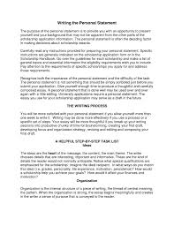 college essay examples of a personal statement our experts wil  cover letter examples of personal essays for scholarships how to write a essay get into college