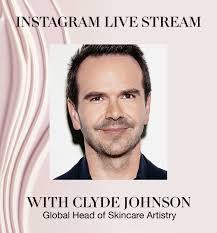 Creme de la Mer UK: Join Us Live: NEW #SkincolordelaMer with Clyde Johnson  | Milled