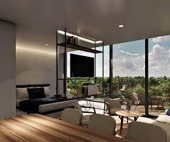 Third Floor Design Studio Third Floor Studio Apartment Kaab South Beach Playa