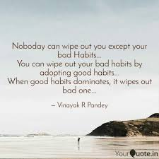 Adoption Quotes Adorable Noboday Can Wipe Out You Quotes Writings By Vinayak R Pandey