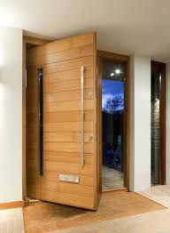 how to make a front doorArchitectural Pivot Door  Contemporary Architecture