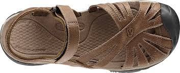 keen rose leather sandals thumbnail 6