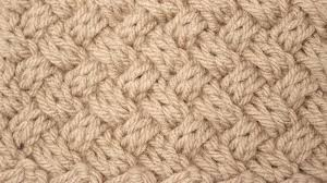 Knit Stitch Patterns Adorable Knitted Diagonal Basket Weave Stitch Pattern [A How To Video Tutorial]