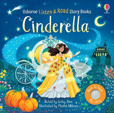 Listen & Read Cinderella Story - Lesley Sims