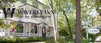 1898 Waverly Inn Bed & Breakfast Hendersonville NC