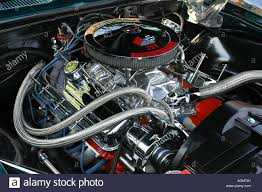 Chevy 396 V8 engine Stock Photo, Royalty Free Image: 4651168 - Alamy