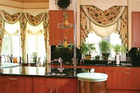 Custom Kitchen Curtains