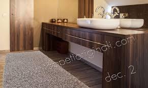 Tappeto bagno morbido ed elegante