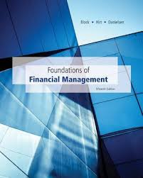 Access Financial Management Foundations Of Financial Management With Time Value Of Money Card