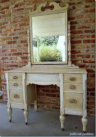 How To Antique Furniture Using Caromal Colours Toner