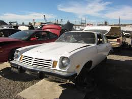 Junkyard Find: 1975 Chevrolet Vega - The Truth About Cars