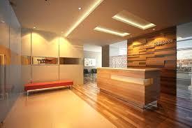 office reception area design ideas. Formal Office Reception Area Design Ideas With Stylish Wooden