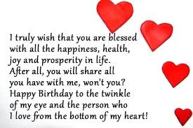 Elegant Birthday Quotes For Lover For Best Romantic Birthday Wishes New Good Birthday Quotes