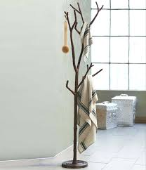 tree branch coat rack bronze racks and towels use a for why not . tree  branch coat rack ...